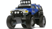 Exclusive Rod Hall Toy Available at Hummer Dealerships