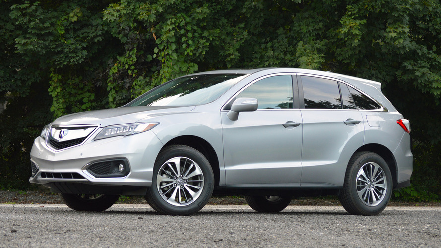 Review: 2017 Acura RDX