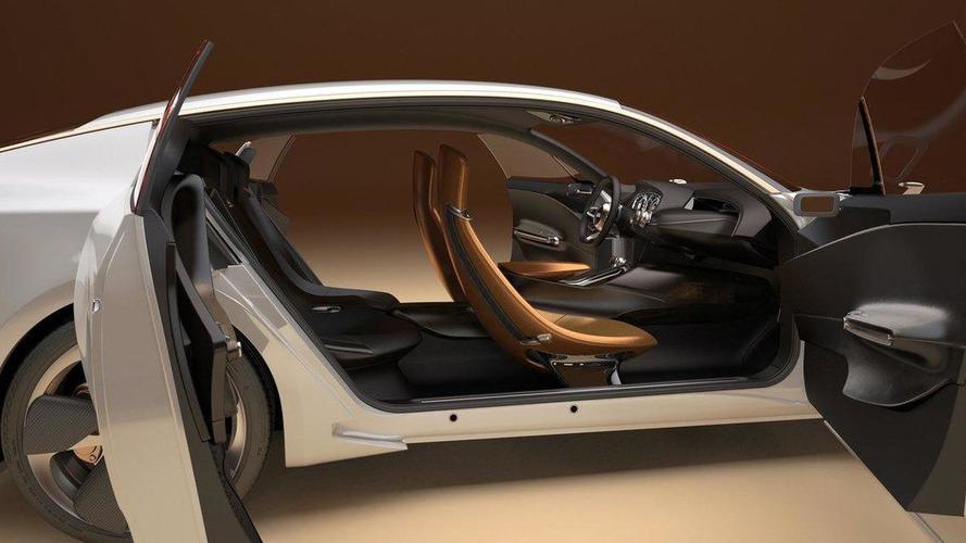 Kia GT rear-wheel drive concept details released