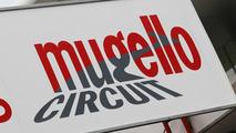 Mugello circuit sign