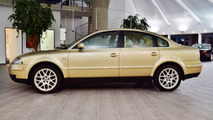 2002 VW Passat W8