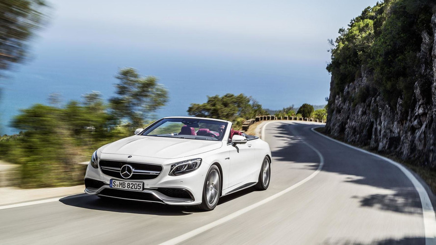 Mercedes S-Class Cabriolet priced from £110,120