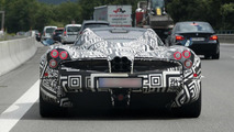 2016 Pagani Huayra SE (not confirmed) spy photo
