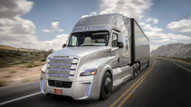 Freightliner Inspiration Truck revealed as the first licensed autonomous driving truck [video]