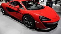McLaren 540C premieres at Auto Shanghai as company's entry-level model