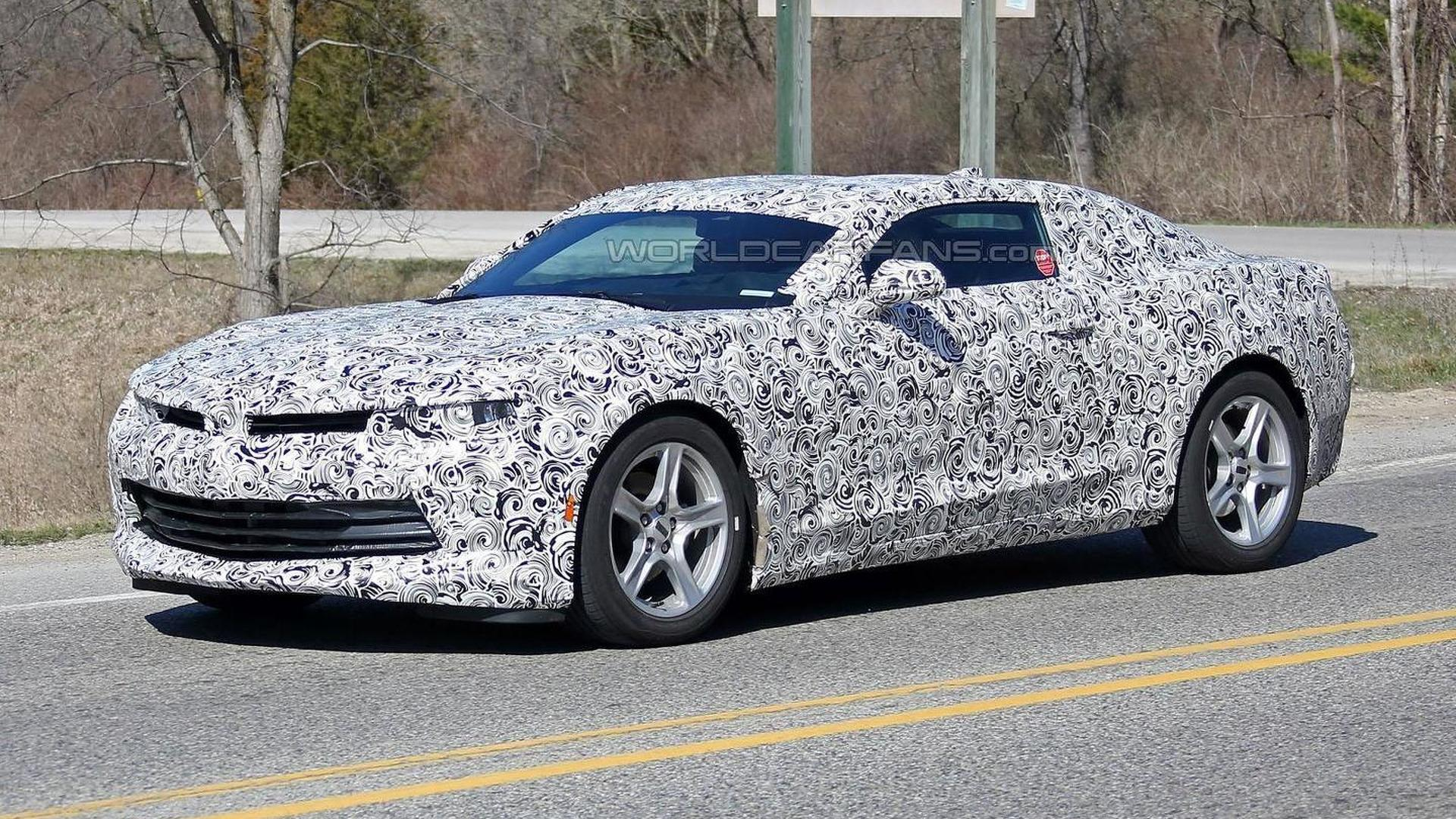 2016 Chevrolet Camaro to be offered with styling & performance accessories