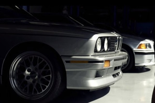 Take a Trip through the History of the BMW M3 [video]