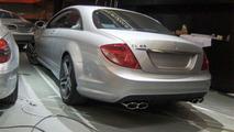 Mercedes CL65 AMG at AutoRAI (NL)