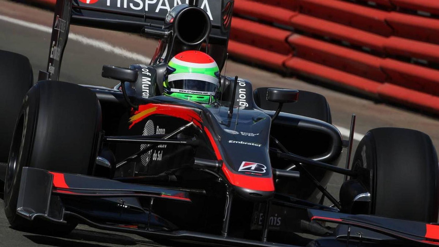 Senna to return to HRT race seat in Germany