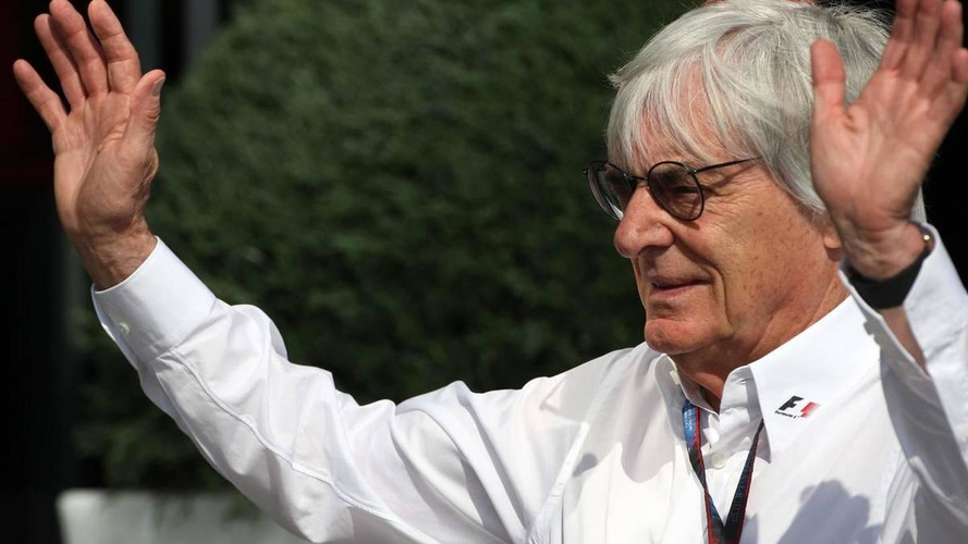 Bulgarian minister meets Ecclestone at Monza