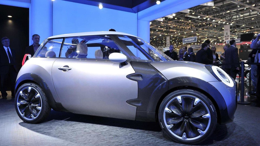 MINI Rocketman concept approved for production - report