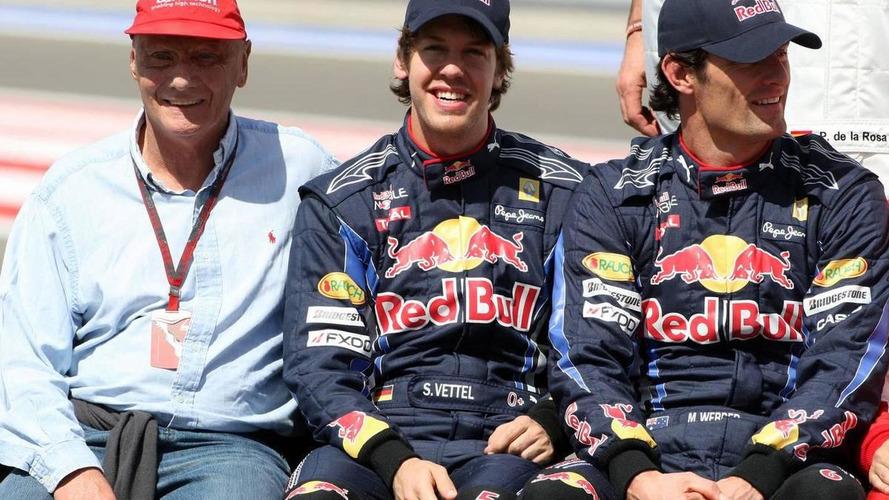 Vettel 'has contract until 2017' - Lauda