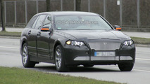 BMW 5 Series Touring Caught Testing Once Again
