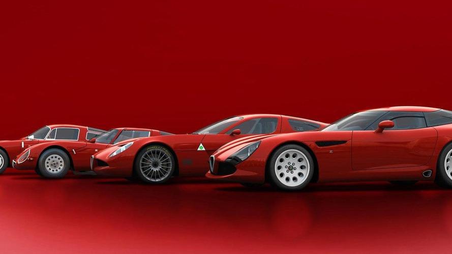 Alfa Romeo TZ3 Stradale by Zagato featured [video]