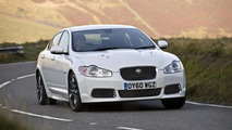 Jaguar XF Black Pack 05.11.2010