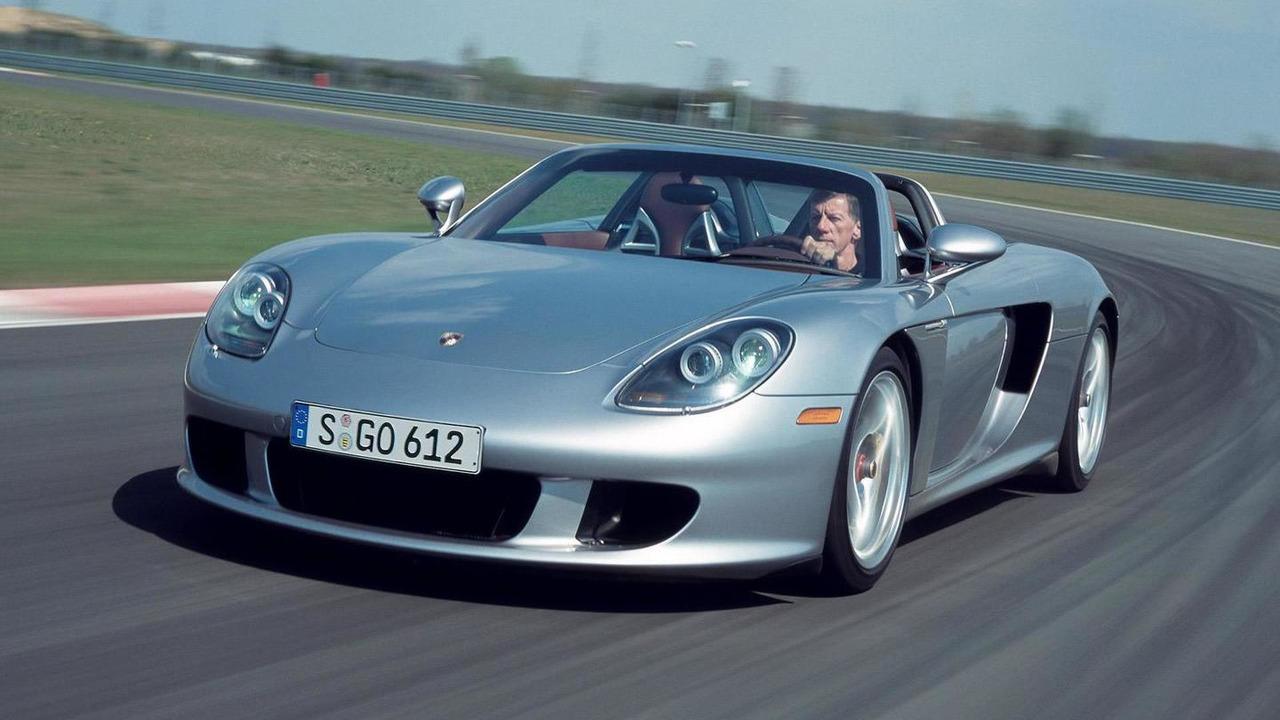 Porsche Carrera GT 23.08.2013