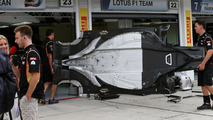 Lotus asks for delay of first 2014 test