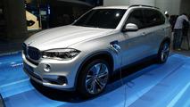 BMW X5 eDrive concept bows in Frankfurt