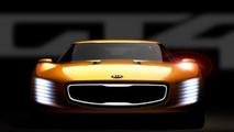 Kia GT4 Stinger concept announced with rear-wheel drive & 315 bhp