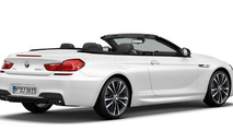 2014 BMW 6-Series Convertible Frozen Brilliant White Edition 26.3.2013