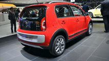 Volkswagen Cross up! live in Geneva 06.3.2013
