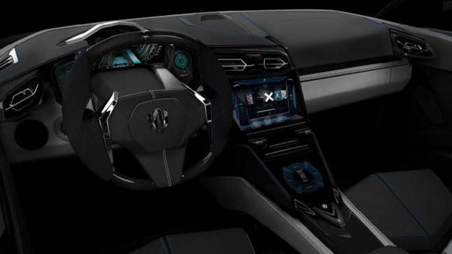 Lykan Hypersport interior cabin revealed in brochure