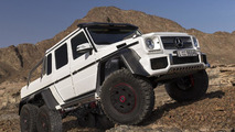 Texas Armoring offers an armored Mercedes G63 AMG 6x6, costs $1.3 million