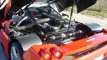 Ferrari Enzo replica with BMW V12 engine