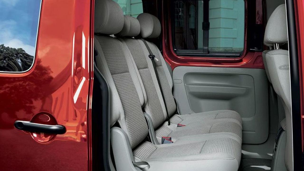 VW Caddy Life