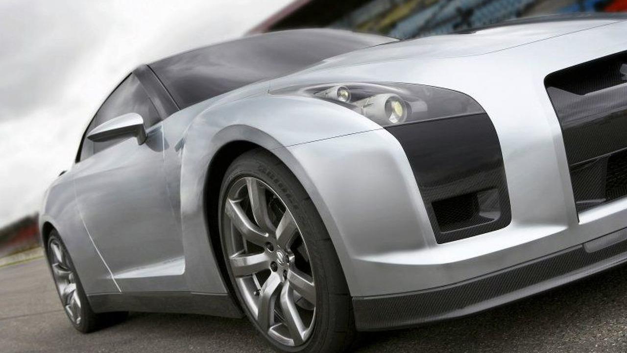 Nissan GT-R PROTO Concept