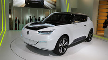 SsangYong e-XIV concept revealed