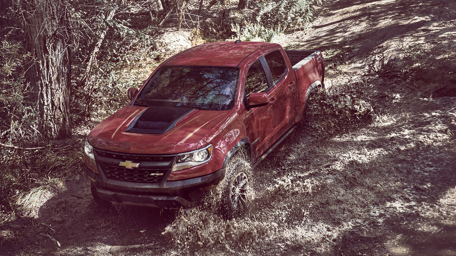 At $40K, Chevy Colorado ZR2 sets its sights on Tacoma TRD Pro