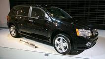 Pontiac Torrent GXP at NAIAS