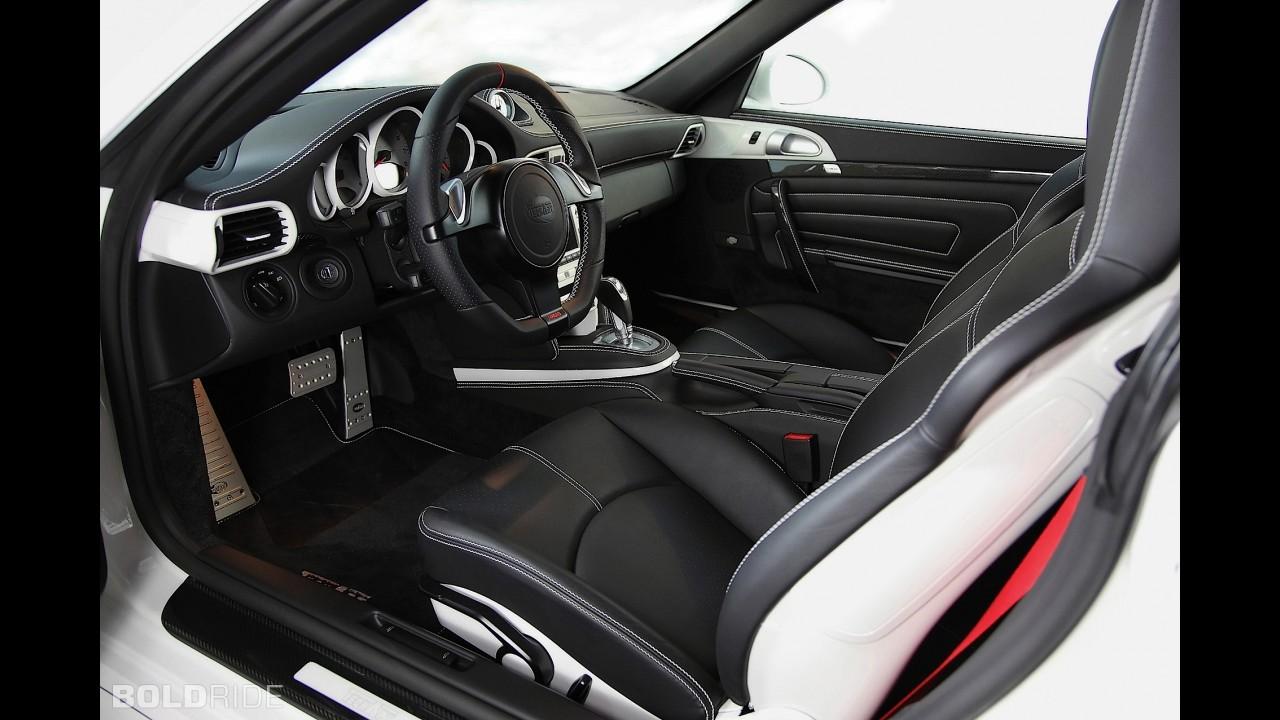 TechArt Porsche 911 Carrera 4S