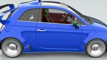 Lazzarini Design 550 Italia 22.6.2012
