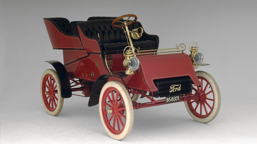 Oldest surviving Ford hits the auction block