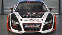 Audi R8 GRAND-AM debut at Rolex 24 at Daytona