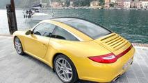 2009 Porsche 911 Targa