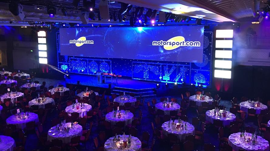 Assista ao vivo aos Autosport Awards aqui conosco!