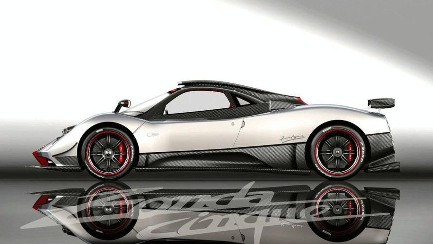 Pagani Zonda Cinque - Official Details