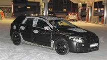 2013 Volvo V40 winter testing