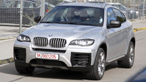 2012 BMW X6 spy photo - 9.9.2011