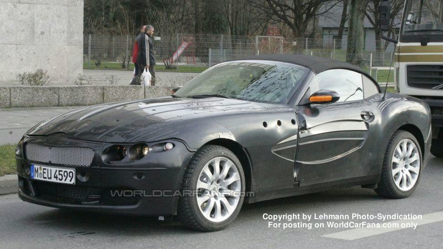 SPY PHOTOS: BMW Z9