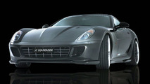 HAMANN Ferrari 599 GTB with 673 bhp
