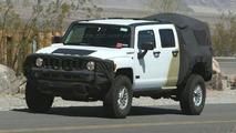 2009 Hummer H3T Spy Photo