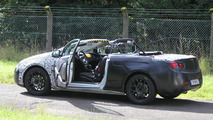 2013 Opel Astra Convertible spied with the roof down