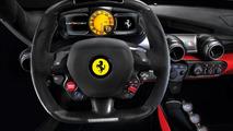 Fernando Alonso test drives the LaFerrari [video]