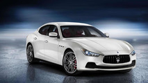 2014 Maserati Ghibli official photos and preliminary details available