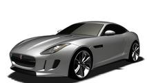 Jaguar leaked patent images depict C-X16 Concept, not F-Type Coupe
