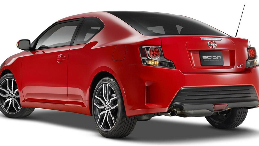 Toyota moving Scion to entry-level luxury segment